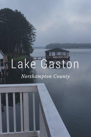 Lake Gaston Northampton County