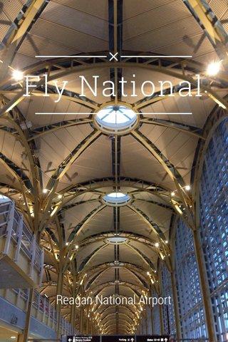 Fly National Reagan National Airport