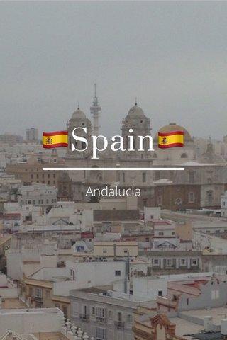 🇪🇸Spain🇪🇸 Andalucia