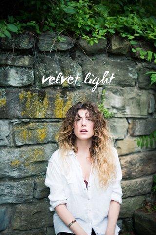 velvet light