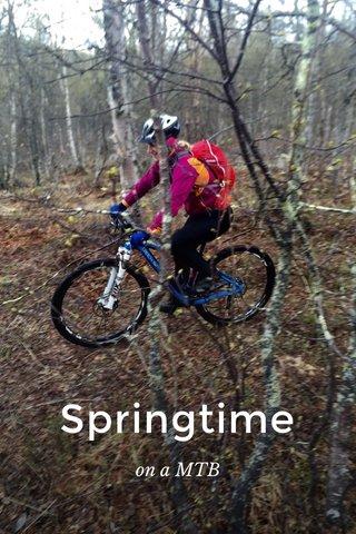 Springtime on a MTB