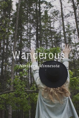 Wanderous Northern Minnesota