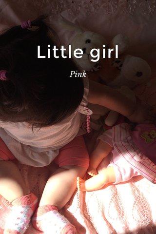 Little girl Pink