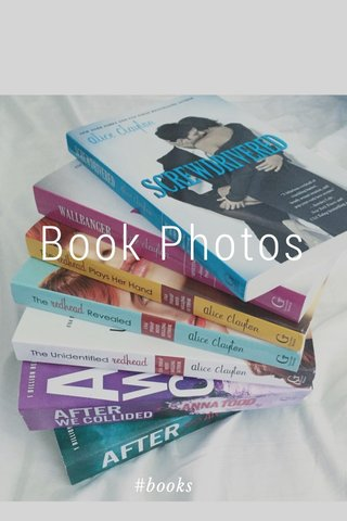 Book Photos #books