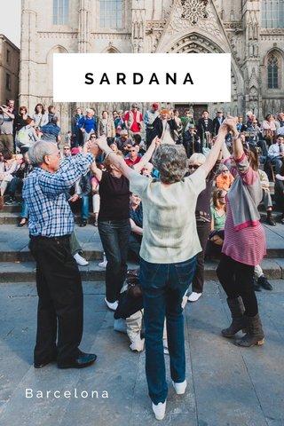SARDANA Barcelona