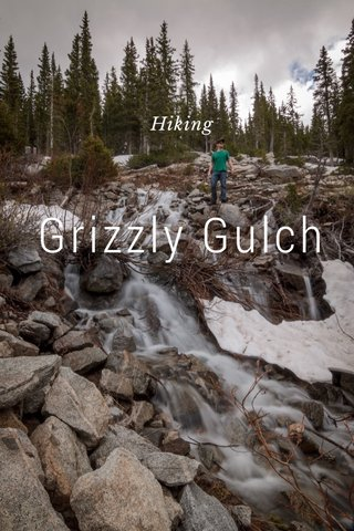 Grizzly Gulch Hiking