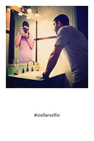 #stellarselfie