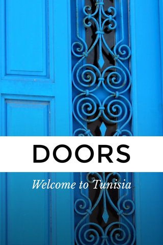 DOORS Welcome to Tunisia