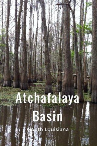 Atchafalaya Basin South Louisiana