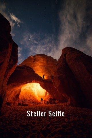 Steller Selfie