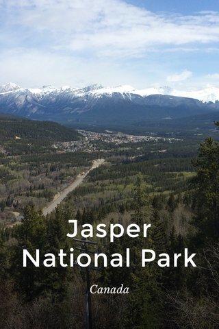 Jasper National Park Canada