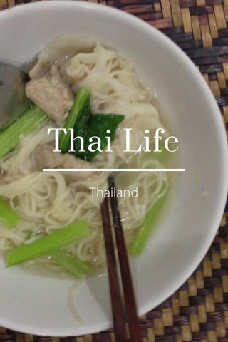 Thai Life Thailand