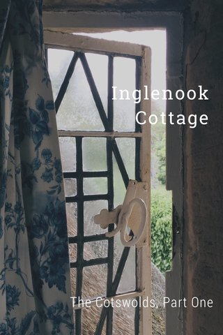 Inglenook Cottage The Cotswolds, Part One