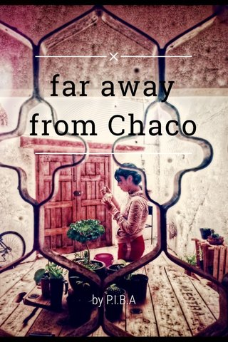 far away from Chaco by P.I.B.A