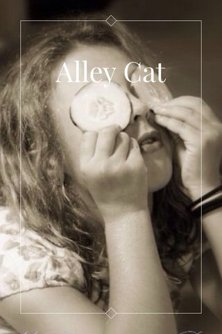 Alley Cat   subtitle  