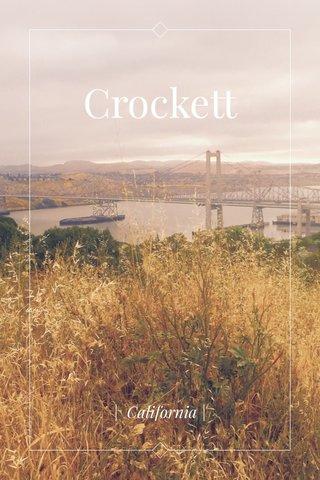 Crockett | California |
