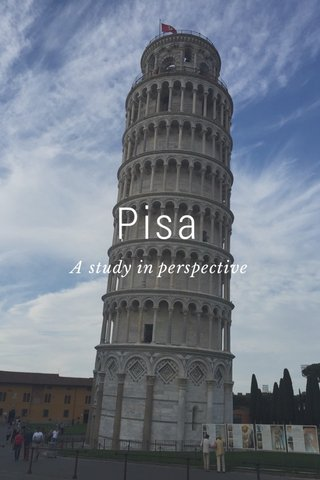 Pisa A study in perspective