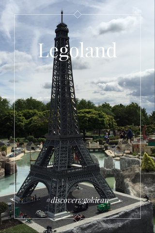 Legoland #discoverwgokican