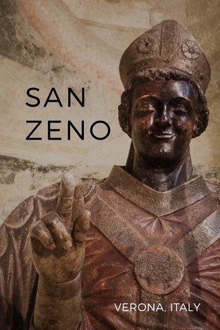 SAN ZENO VERONA, ITALY