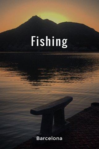 Fishing Barcelona