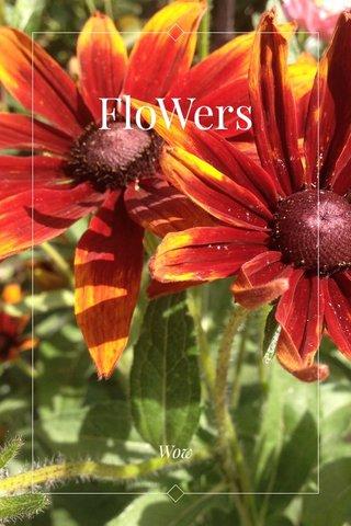 FloWers Wow
