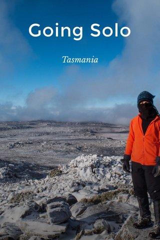 Going Solo Tasmania