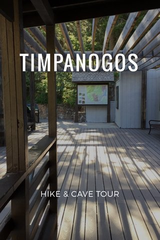 TIMPANOGOS HIKE & CAVE TOUR