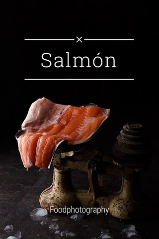 Salmón Foodphotography