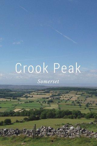 Crook Peak Somerset