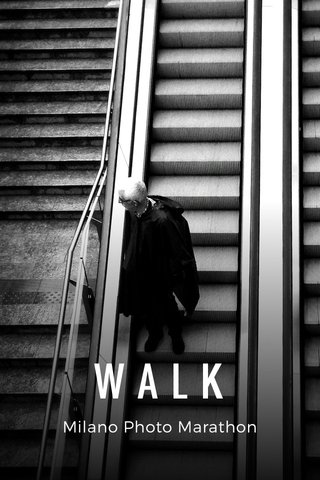 WALK Milano Photo Marathon