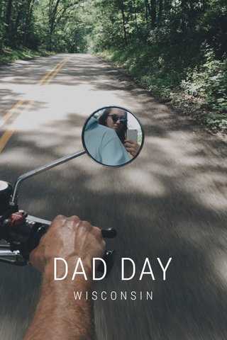 DAD DAY WISCONSIN