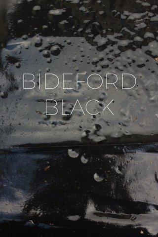 BIDEFORD BLACK