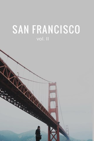 SAN FRANCISCO vol. II