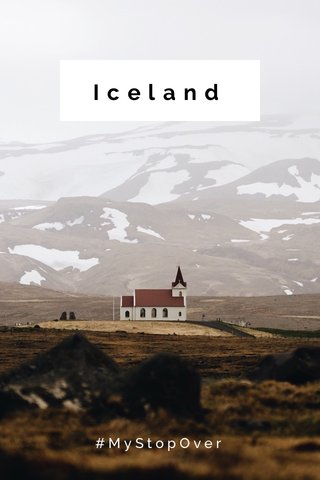 Iceland #MyStopOver