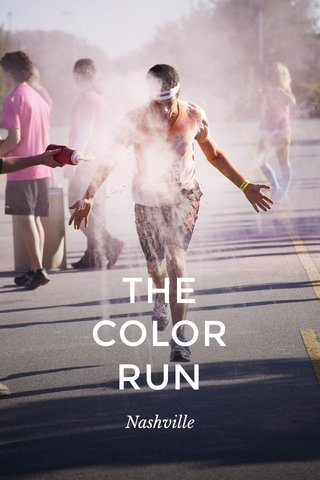 THE COLOR RUN Nashville