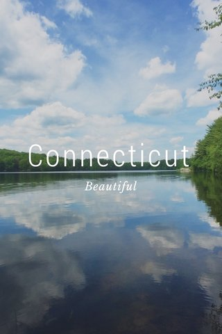 Connecticut Beautiful
