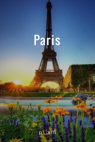Paris p__x111