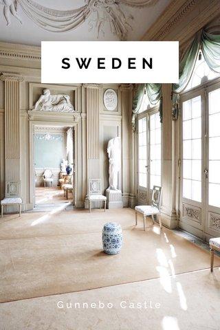 SWEDEN Gunnebo Castle