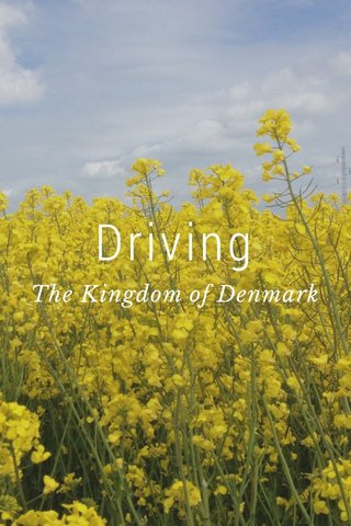 Driving The Kingdom of Denmark