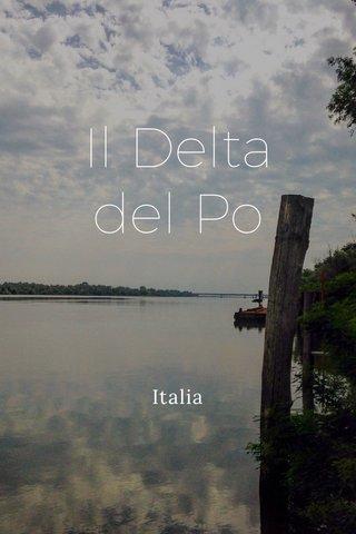 Il Delta del Po Italia