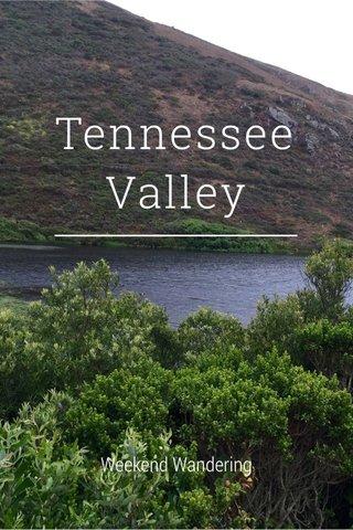 Tennessee Valley Weekend Wandering