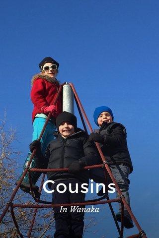 Cousins In Wanaka