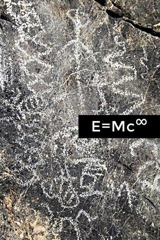 E=Mc ∞