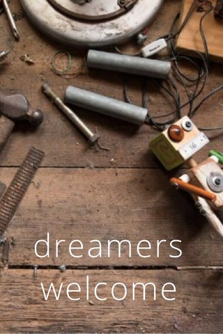 dreamers welcome | subtitle |