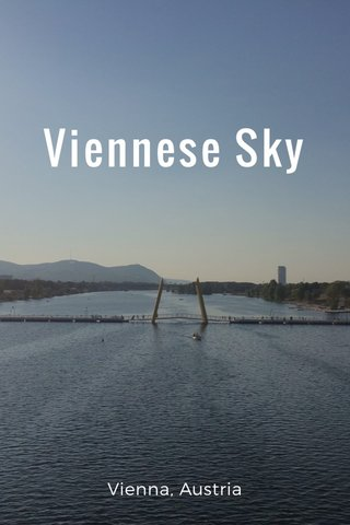 Viennese Sky Vienna, Austria