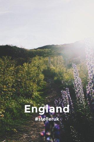 England #stelleruk