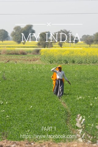 MY INDIA PART 1 https://www.facebook.com/SWAMIviaggio