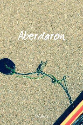 Aberdaron Wales