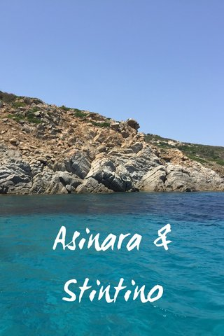 Asinara & Stintino