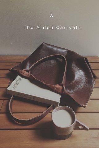 the Arden Carryall